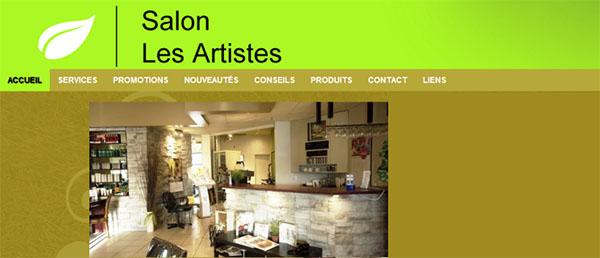 Salon Les Artistes En Ligne