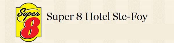 Super 8 Hôtel Ste Foy