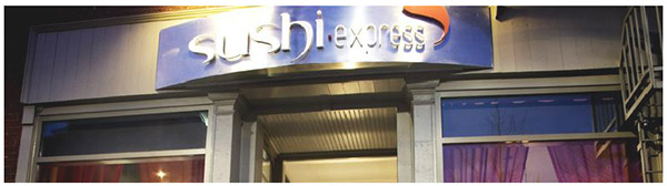 Sushi Express En Ligne