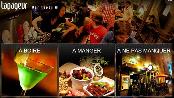 Tapageur Bar Tapas En Ligne