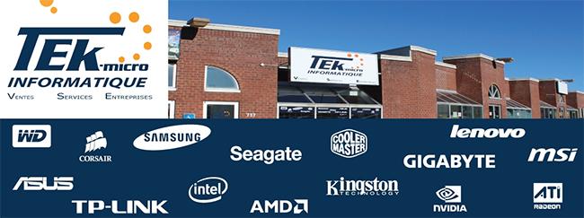 Tek Micro Boutique Informatique