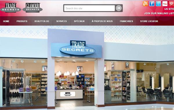 Trade Secrets Produits Cheveux Peau Corps En Ligne