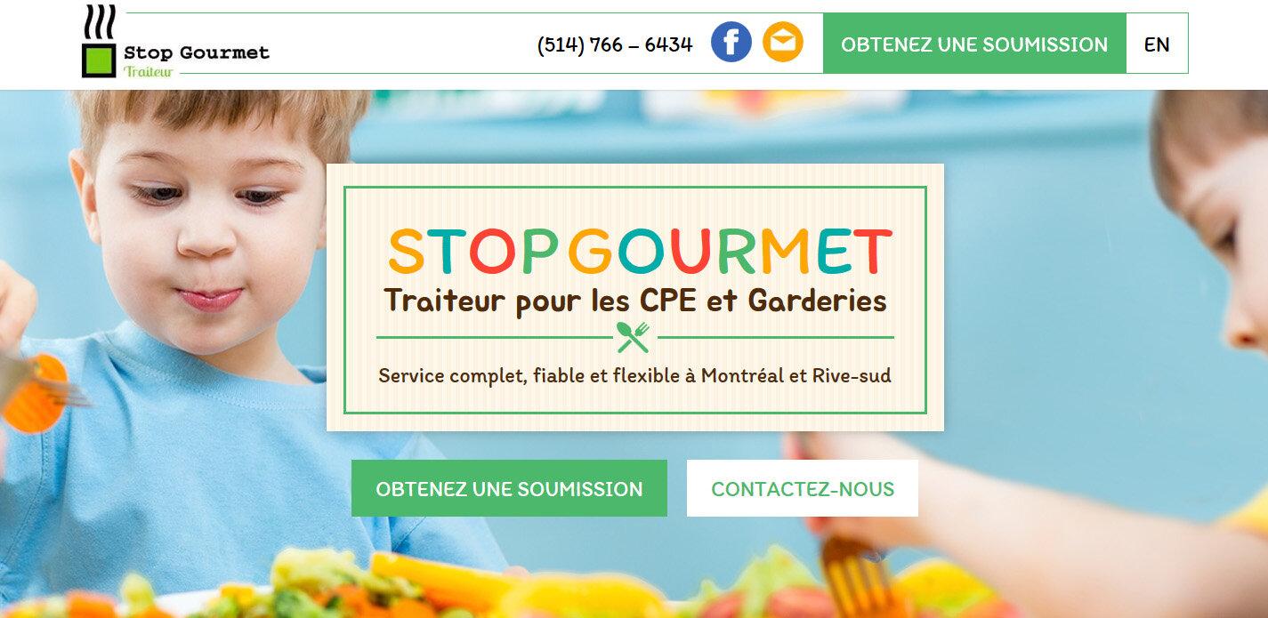 Traiteur Stop Gourmet