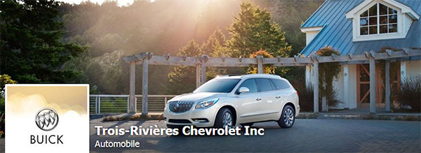 Trois Rivières Chevrolet Buick Gmc Cadillac En Ligne