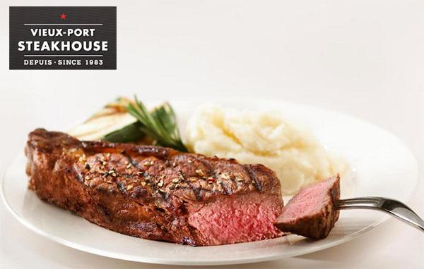 Vieux Port Steakhouse
