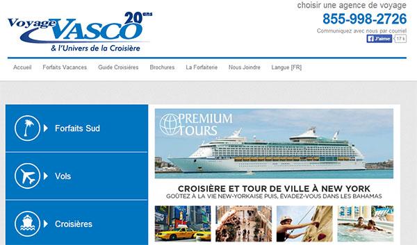 Voyage Vasco En Ligne
