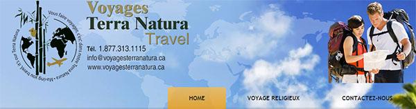 Voyages Terra Natura En Ligne